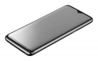 Ochranné tvrzené sklo pro Cellularline Capsule pro Huawei P30 Pro, černé