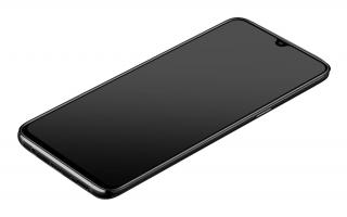 Ochranné tvrzené sklo pro Cellularline Capsule pro Samsung Galaxy A71, černé