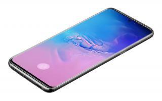 Ochranné tvrzené sklo pro Cellularline Glass pro Samsung Galaxy S20 Ultra, černá