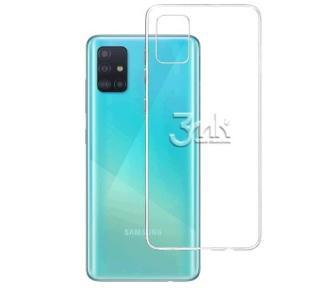 Ochranný kryt 3mk All-Safe Armor Case pro Samsung Galaxy M51, transparentní