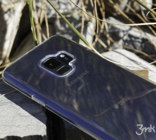 Ochranný kryt 3mk Clear Case pro Samsung Galaxy A20s, čirá