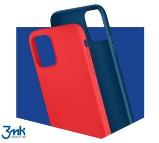 Ochranný kryt 3mk Matt Case pro Huawei P30 Lite, červená