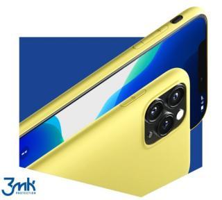 Ochranný kryt 3mk Matt Case pro Samsung Galaxy Note20, limetková