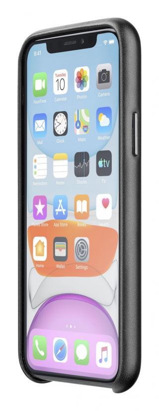 Ochranný kryt Cellularline Elite pro Apple iPhone 11, černá