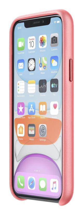Ochranný kryt Cellularline Elite pro Apple iPhone 11, oranžová