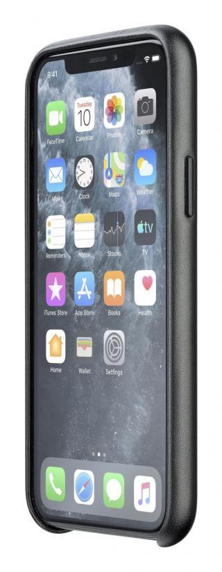 Ochranný kryt Cellularline Elite pro Apple iPhone 11 Pro, černá