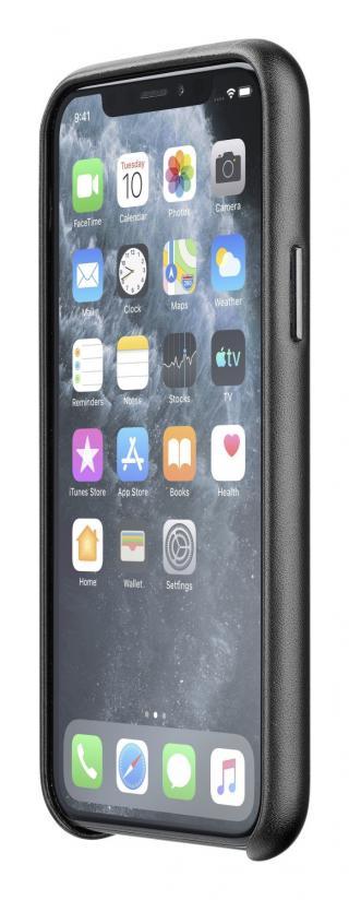 Ochranný kryt Cellularline Elite pro Apple iPhone 11 Pro Max, černá