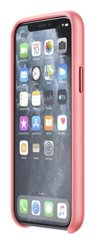 Ochranný kryt Cellularline Elite pro Apple iPhone 11 Pro, oranžová