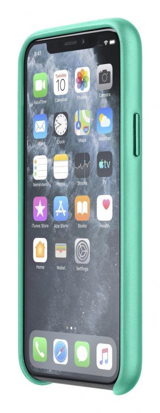 Ochranný kryt Cellularline Elite pro Apple iPhone 11 Pro, zelená