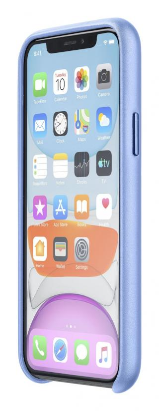 Ochranný kryt Cellularline Elite pro Apple iPhone 11, světle modrá