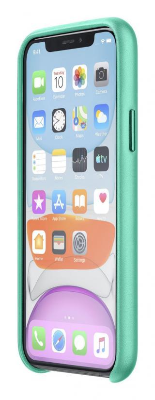 Ochranný kryt Cellularline Elite pro Apple iPhone 11, zelená