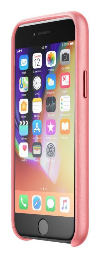Ochranný kryt Cellularline Elite pro Apple iPhone SE /8/7/6, oranžová