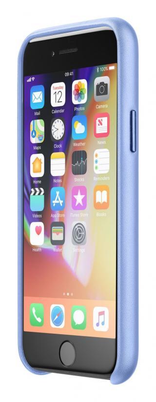 Ochranný kryt Cellularline Elite pro Apple iPhone SE /8/7/6, světle modrá