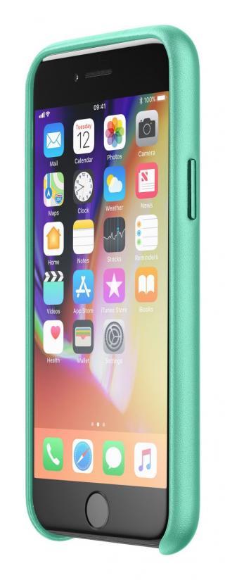 Ochranný kryt Cellularline Elite pro Apple iPhone SE /8/7/6, zelená