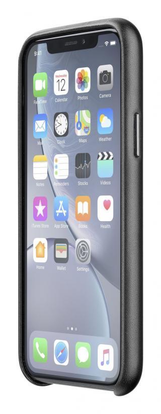 Ochranný kryt Cellularline Elite pro Apple iPhone XR, černá