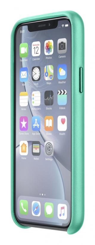 Ochranný kryt Cellularline Elite pro Apple iPhone XR, zelená