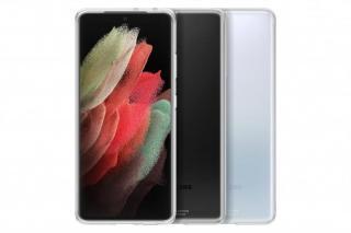 Ochranný kryt Clear Cover EF-QG998TTEGWW pro Samsung Galaxy S21 Ultra, transparentní