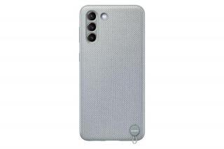 Ochranný kryt Kvadrat Cover EF-XG996FJEGWW pro Samsung Galaxy S21 , zelenošedá