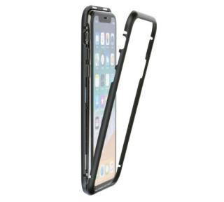 Ochranný kryt MAGNETO pro Apple iPhone XR, černá