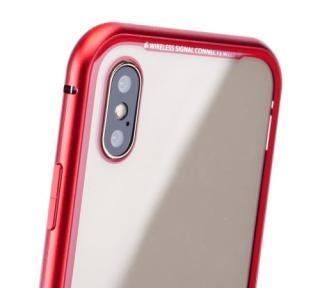 Ochranný kryt MAGNETO pro Huawei P30 Lite, červená