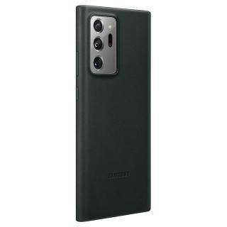 Ochranný kryt Samsung Leather Cover EF-VN985LGE pro Samsung Galaxy Note 20 Ultra, zelená