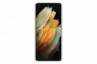 Ochranný kryt Silicone Cover EF-PG998TJEGWW pro Samsung Galaxy S21 Ultra, šedá