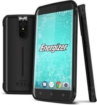 Odolný telefon energizer hardcase h550s 3gb/32gb, černá