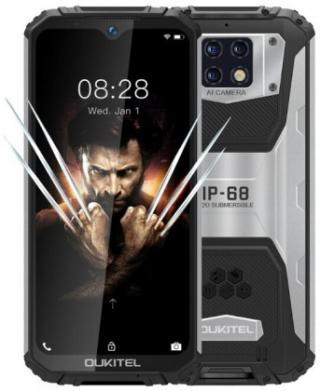 Odolný telefon oukitel wp6 6gb/128gb, stříbrná