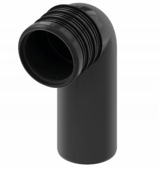 Odpadní koleno toalety Tece DN90 (PP) 9.820.134