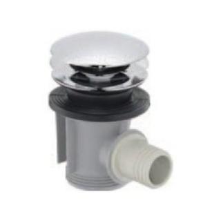 Odtoková souprava Push-Open pro vany 50107000 chrom