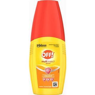 OFF! Multi Insect rozprašovač 100 ml