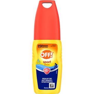OFF! Sport rozprašovač 100 ml