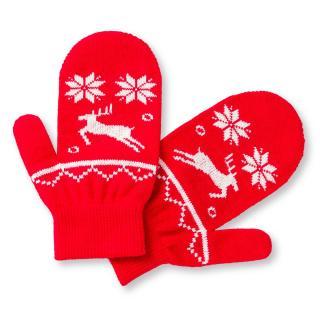 Offline gloves CAPU dámské Red One size