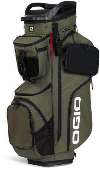 Ogio Alpha Convoy 514 Olive Cart Bag 2019 Green