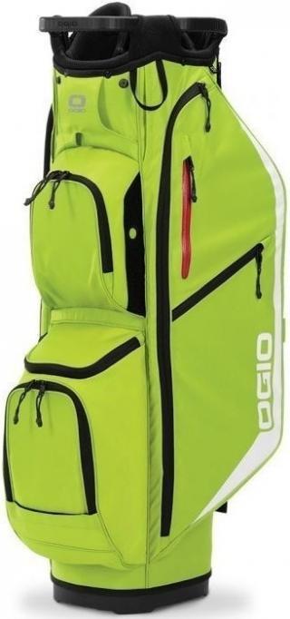 Ogio Fuse 314 Cart Bag Glow Sulphur 2020 Green