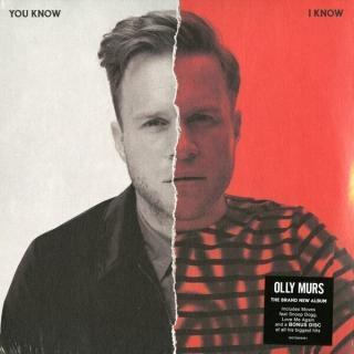Olly Murs You Know I Know  Nové vydání Pink