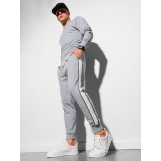 Ombre Clothing Mens set hoodie   pants Z26 pánské Grey S