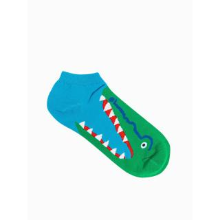 Ombre Clothing Mens socks U161 pánské Green 44