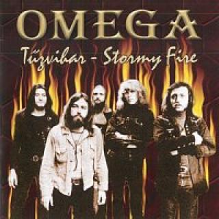 Omega – Tűzvihar / Stormy Fire CD