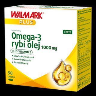 Omega-3 rybí olej FORTE 1000 mg 90 tablet