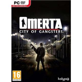 Omerta: City of Gangsters - PC DIGITAL