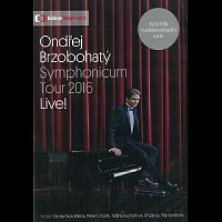 Ondřej Gregor Brzobohatý – Symphonicum Tour 2016 Live! CD DVD