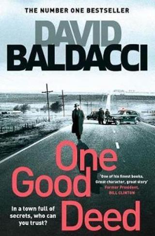 One Good Deed - Baldacci David