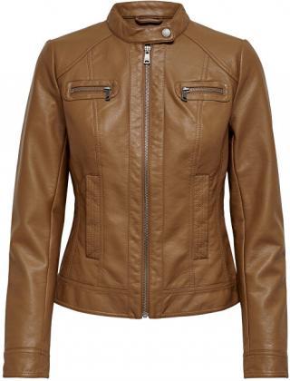 ONLY Dámská bunda ONLBANDIT 15081400 Cognac 36