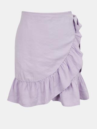 ONLY Olivia Sukně Růžová dámské XL