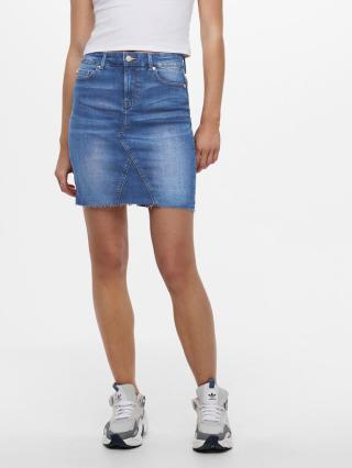 ONLY Sukně Modrá dámské XL