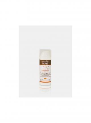 Opalovací krém na obličej SPF 15 50 ml Officina Naturae bílá