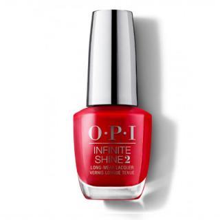 OPI Lak na nehty Infinite Shine 15 ml Red dámské