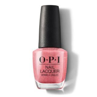 OPI Lak na nehty Nail Lacquer 15 ml Red dámské