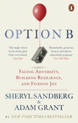 Option B : Facing Adversity, Building Resilience, and Finding Joy - Sheryl Sandbergová